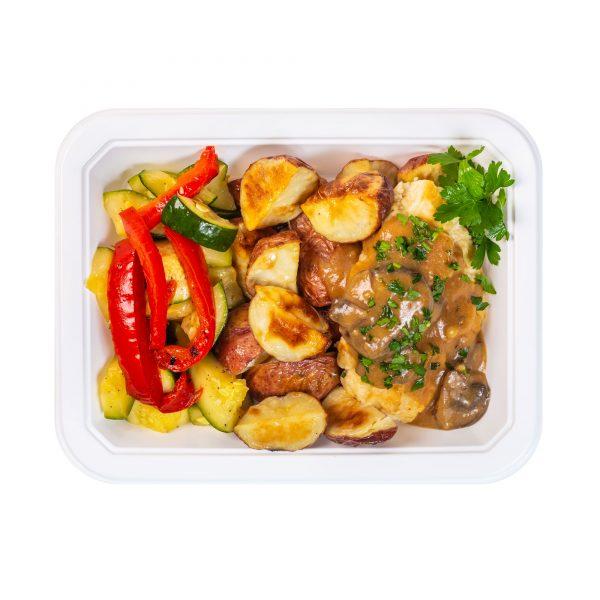 Chicken Marsala Meal
