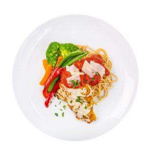 Chicken Parmesan Meal