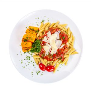 Turkey Bolognese Meal